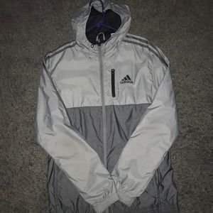 Adidas retro-windbreaker.